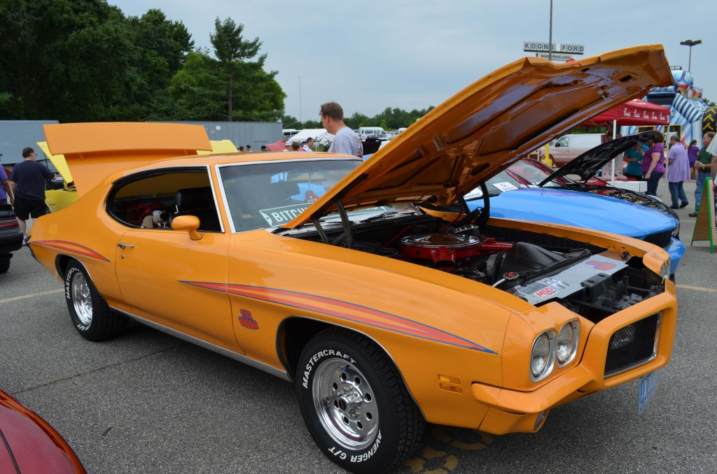Koons Ford Car Show