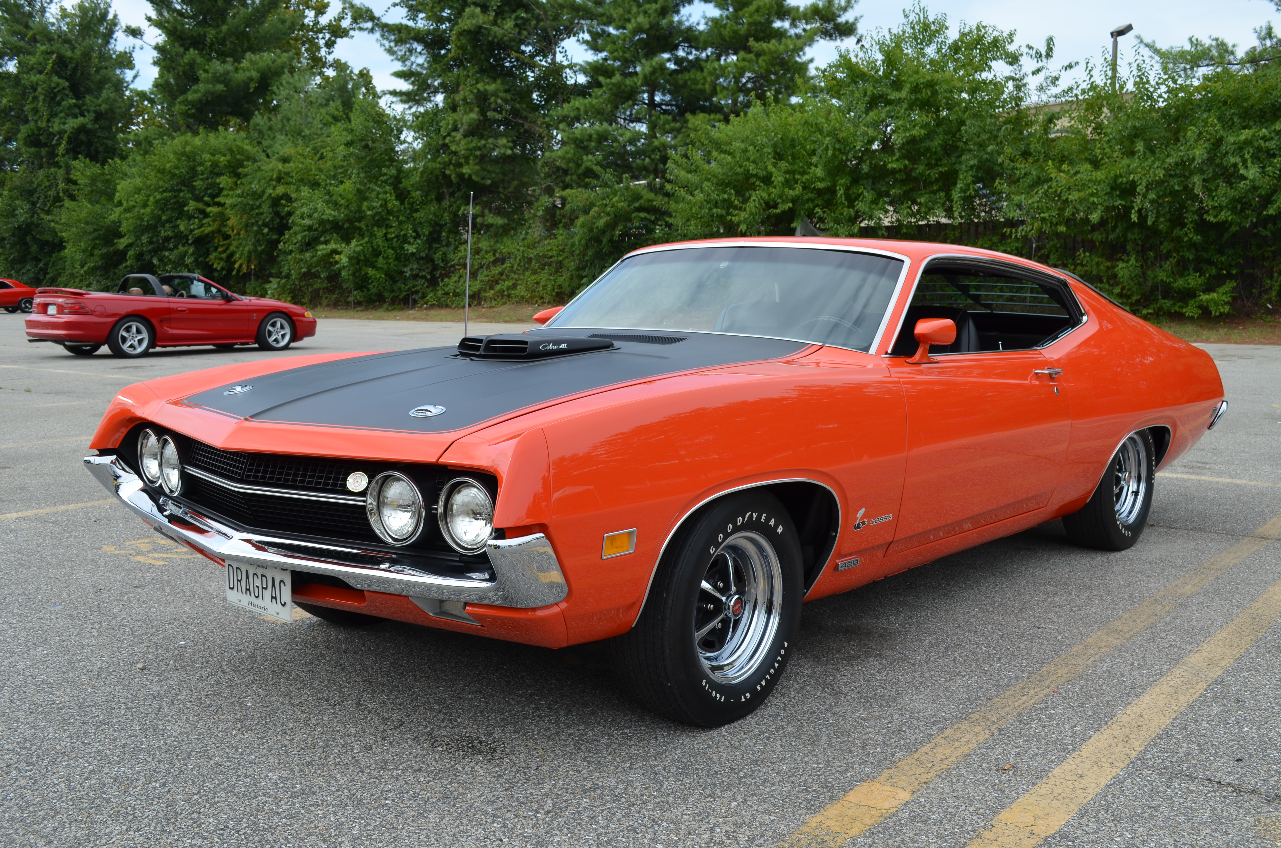 A Rare Slithery 1971 Torino Cobra Jet Comes On the Market - Street ...