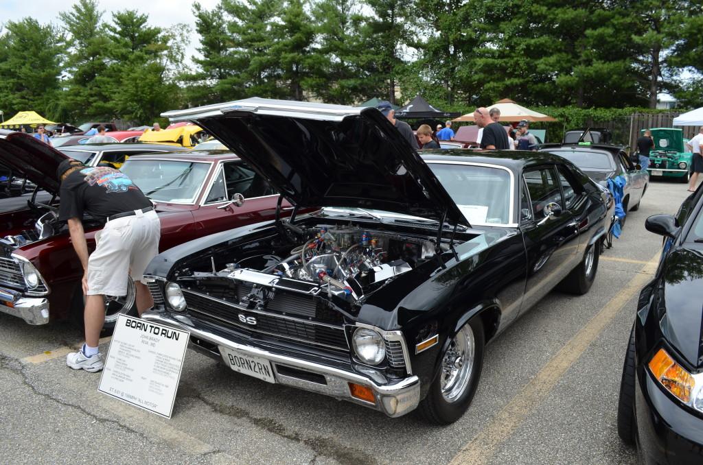 The Annapolis Car Show 2014 Best Engine